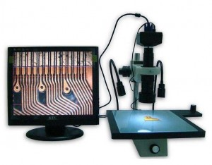Visual Inspection microscope