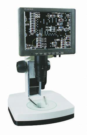 LCD Microscopes