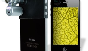 mini microscope iphone4s