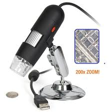 usb digital microscope 200x